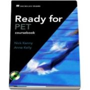 Ready for PET Intermediate Students Book -key with CD ROM Pack 2007