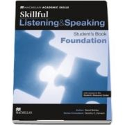 Skillful Foundation Level Listening and Speaking Students Book Pack