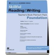 Skillful Foundation Level Reading and Writing Teachers Book Premium Pack