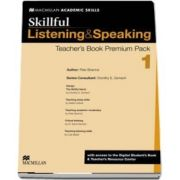 Skillful Level 1 Listening and Speaking Teachers Book Premium Pack