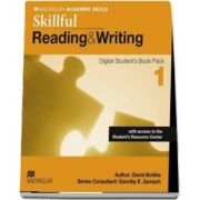 Skillful Level 1 Reading and Writing Digital Students Book Pack