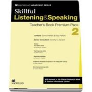 Skillful Level 2 Listening and Speaking Teachers Book Premium Pack