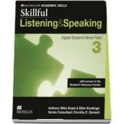 Skillful Level 3 Listening and Speaking Digital Students Book Pack