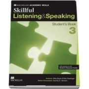 Skillful Level 3 Listening and Speaking Students Book Pack