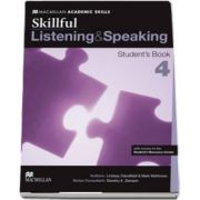 Skillful Level 4 Listening and Speaking Students Book Pack