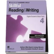 Skillful Level 4 Reading and Writing Digital Students Book Pack