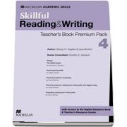 Skillful Level 4 Reading and Writing Teachers Book Premium Pack