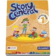 Story Central Level 1. Activity Book