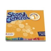 Story Central Level 1. Class Audio CD