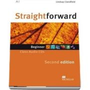 Straightforward Beginner. Class Audio CD, 2nd Edition