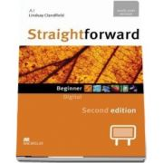 Straightforward 2nd Edition Beginner Digital DVD Rom Multiple User