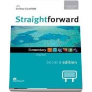 Straightforward Elementary. Digital DVD Rom Single User, 2nd EditionUser