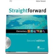Straightforward Elementary. Workbook with key and CD, 2nd Edition