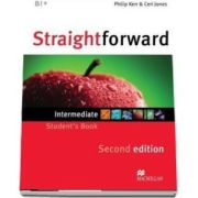 Straightforward 2 nd Edition Intermediate Level Students Book