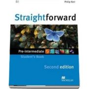 Straightforward Pre-Intermediate. Students Book, 2nd Edition