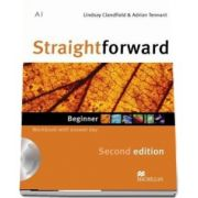 Straightforward Beginner. Workbook with key and CD,  2nd Edition