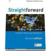 Straightforward Level 2. Students Book Pack A