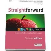 Straightforward Level 2. Students Book Pack B