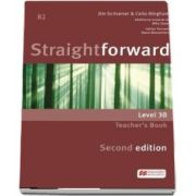 Straightforward Level 3. Teachers Book Pack B