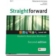 Straightforward Level 4. Students Book Pack A