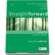 Straightforward Level 4. Teachers Book Pack A