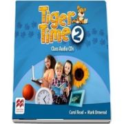 Tiger Time Level 2. Audio CD
