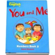You and Me 2. Numbers Book