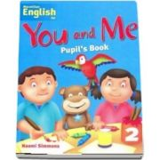 You and Me 2. Pupils Book