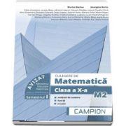Culgere de matematica pentru clasa a X-a. Semestrul I, M2