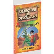 Detectivii de dinozauri in tara curcubeului - sarpe. A patra carte