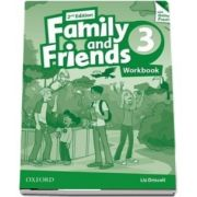 Family and Friends: Level 3. Workbook with Online Practice