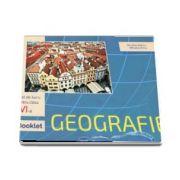 Geografie. Caiet de lucru pentru clasa a VI-a (Nicoleta Beliciu)