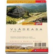 Harta de drumetie a Muntilor Vladeasa