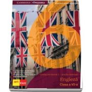 Limba moderna 1. Intensiv Engleza pentru clasa a VI-a - Ben Goldstein