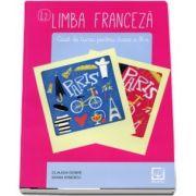 Limba franceza, caiet de lucru pentru clasa a IX-a L2 - Editia a IV-a, revizuita 2019 - Autori: Claudia Dobre, Diana Ionescu