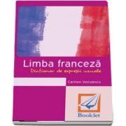 Limba franceza. Dictionar de exprezii uzuale
