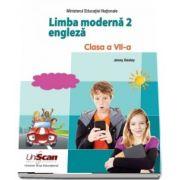 Limba moderna 2 engleza - manual de engleza pentru clasa a VII-a