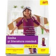 Limba si literatura romana pentru clasa a VI-a. Cartea elevului