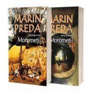 Marin Preda - Seria de autor - Morometii. Volumele I si II (Editia 2018)