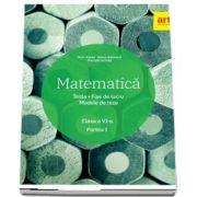 Matematica pentru clasa a VI-a, semestrul I - Teste. Fișe de lucru. Modele de teze