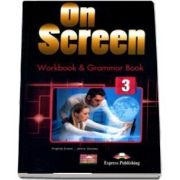 On Screen 3. Workbook & Grammar Book ( Digibook app)