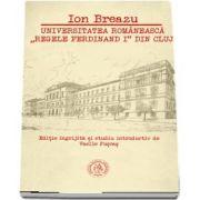 Universitatea romaneasca Regele Ferdinand I din Cluj
