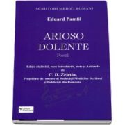 Arioso Dolente. Poezii