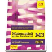 Marian Andronache - Bacalaureat. Matematica M3 - Filiera tehnologica, toate profilurile si specializarile