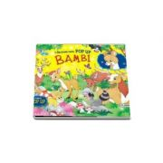 Bambi. Carte Pop up