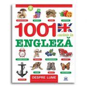 Despre lume - 1001 cuvinte in Engleza