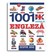 Despre mine - 1001 cuvinte in Engleza