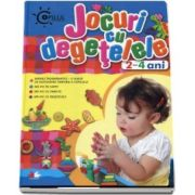 Jocuri cu degetele 2-4 ani (Lena Danilov)