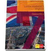 Limba engleza, limba moderna 2. Manual pentru clasa a VII-a
