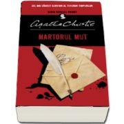 Martorul mut de Agatha Christie